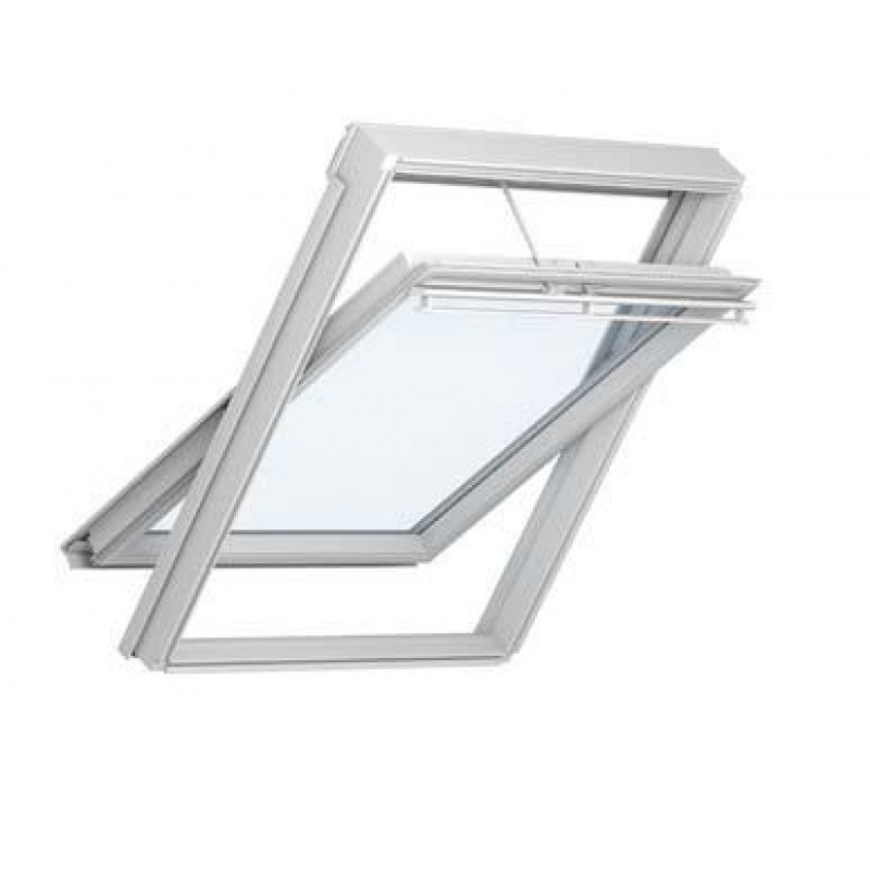 velux ghl m04 perfect velux ggl white painted timber centrepivot roof windows with velux ghl. Black Bedroom Furniture Sets. Home Design Ideas