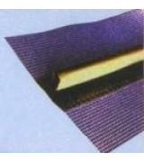 Fileli Alüminyum Delikli Köşe Profili 2.5m